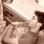 Car ride to penn