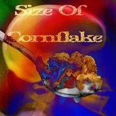 Size of cornflake
