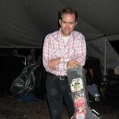 Blakeslee at Mighty K Festival - by Jack Warren