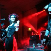Mercurine at Whiltby Gothic Weekend