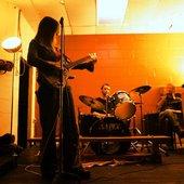 the iona marshall band