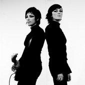 Mira & Helen in 2002