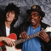 Ron Wood & Bo Diddley