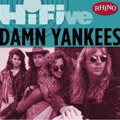 Rhino Hi-Five: Damn Yankees