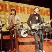 Golden Earring on U.S. TV, mid-1970s