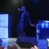 D'Banj at Indigo2 in London