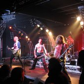 Debauchery @ Metal Inferno 2008 (2)
