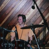 Paul Nienhaus Drums on Jo' Harry's Window sessions