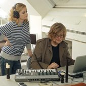 Goldfrapp are Will Gregory and Alison Goldfrapp