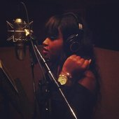 Ophelia in the booth