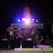 Swamp Baby at Restoration Festival II, August 2011
