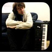 David and keyboard