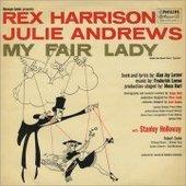 Julie Andrews,Stanley Holloway,Rex Harrison,Robert Coote,Cyril Ornadel