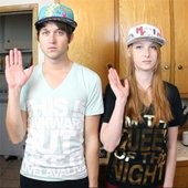 Luke and Tessa