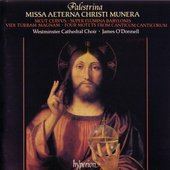 Palestrina: Missa Aeterna Christi Munera