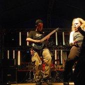 Ziolllo & Loki at Metalowa Twierdza 2011