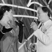 Barbara Dunin i Zbigniew Kurtycz