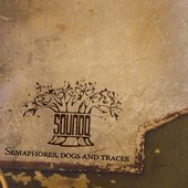 SounQ - Semaphores, Dogs and Traces - cd cover