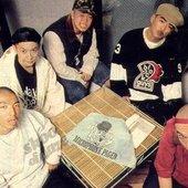 full line-up (circa 96)