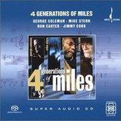 George Coleman, Mike Stern, Ron Carter & Jimmy Cobb
