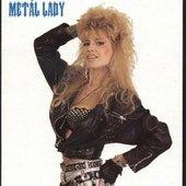 Metal Lady