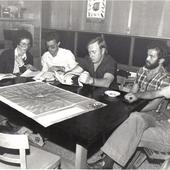 Rueda de prensa 1976