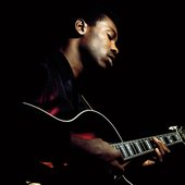 George Benson by Francis Wolff