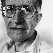Chomsky portrait
