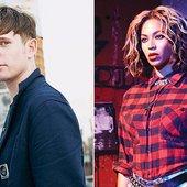Beyoncé, James Blake