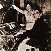 Federico García Lorca y La Argentinita