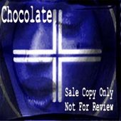 "Chocolate: ""Sale Copy Only, Not For Review\"" EP sleeve"