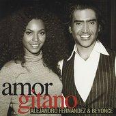 Beyoncé and Alejandro Fernández