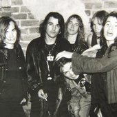 1990 - SAMAEL (Switzerland) + Denet (Czechslovakia)