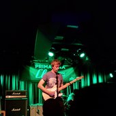 Steve Gunn at Primavera Club 2014