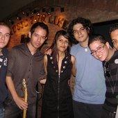 Hard Rock Cafe Ccs, con Basileonardo y Rockea Venezuela