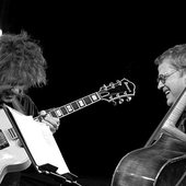 Charlie Haden; Pat Metheny