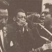 Bo Diddley, Muddy Waters, Little Walter
