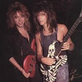 George Lynch & Jeff Pilson