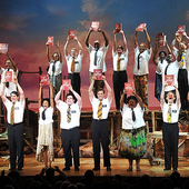 ""\""""Hello! (Reprise)"""" - 'The Book of Mormon' on Broadway""170|170|?|en|2|d7173e8d5a5cfd032cdb068ed193c31e|False|UNLIKELY|0.3341972529888153