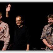 Dave Holland, Anouar Brahem, John Surman - Auditorium Roma