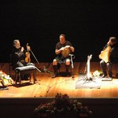 Jordi Savall, Andrew Lawrence King, Frank McGuire