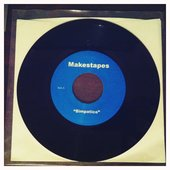makestapes - simpatico 45rpm vinyl 2006 Limited Pressing; 200 copies