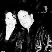 Juliette Lewis & Quentin Tarantino