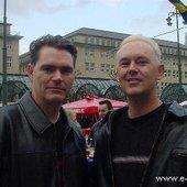 Chris & Mark