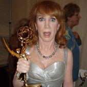 Kathy's emmy