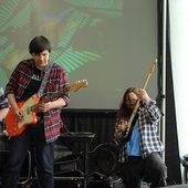 Marshall Art + Cory Johnson at MAGFest 16.