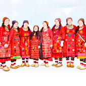 Buranovskiye Babushki PNG