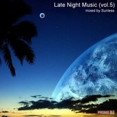 Late Night Music (vol.5) (cover)