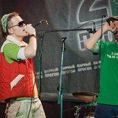 MC RAs Don & MC Ostapuzz