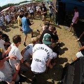 DOWNSTREAM (hardcore punk, Slovakia) live @ Fluff Fest